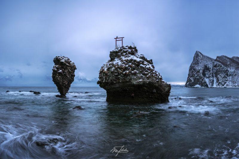 Ebisu rock & Daikoku rock