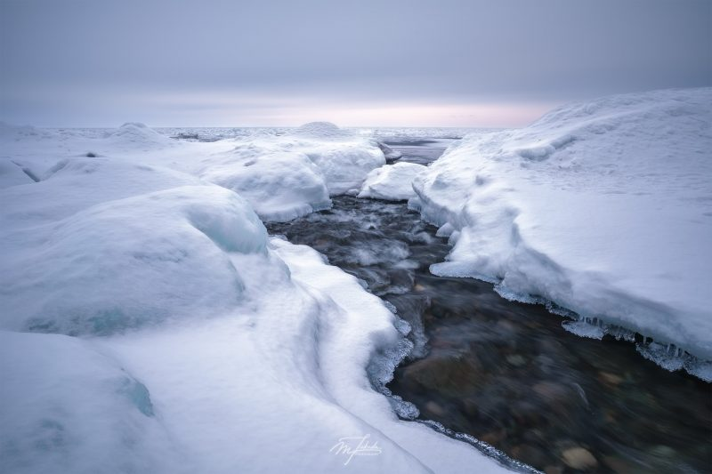 Beyond drift ice