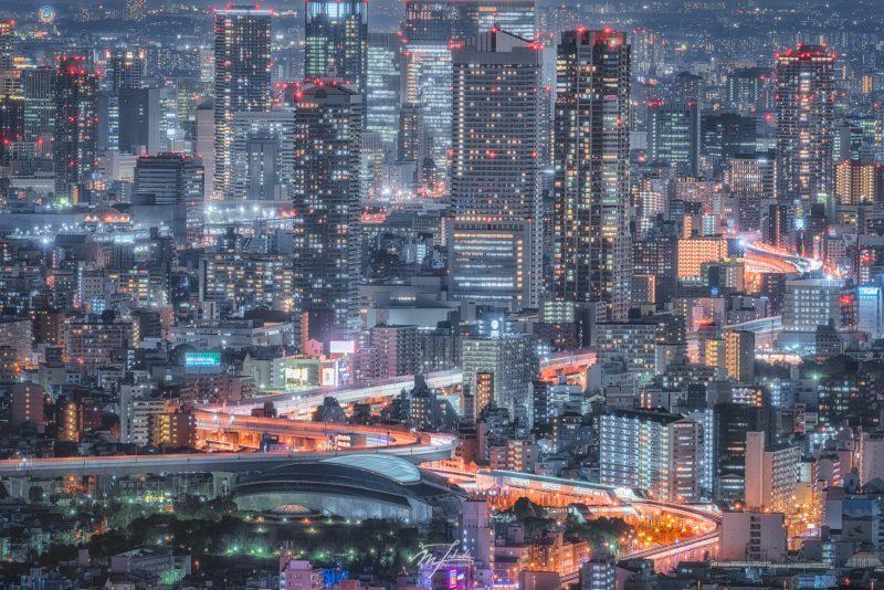 Osaka Night 1