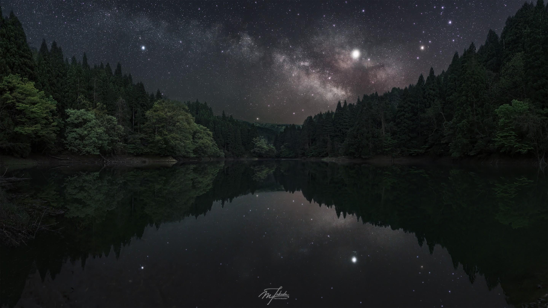 Hourglass of stars